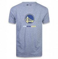Camiseta NBA Golden State Warriors New Era (4x SEM JUROS)