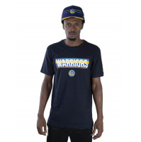 Camiseta NBA Golden State Warriors Azul New Era (4x SEM JUROS)