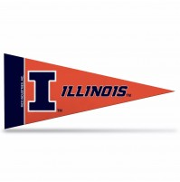 Flâmula NCAA - Illinois Fighting Illini (4x SEM JUROS)