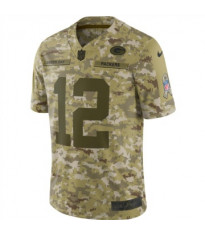Jersey Camisa NFL Packers - Aaron Rodgers - Camoflada (4X SEM JUROS)
